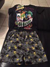 BRAND NEW With Tags Target Lego Batman Movie Pyjamas Size 4
