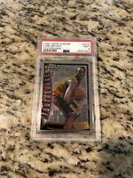 1996 Topps Chrome Youthquake Kobe Bryant ROOKIE RC #YQ15 PSA 9 MINT 10 Quality
