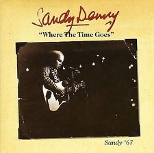 SANDY DENNY Where The Time Goes CD BRAND NEW