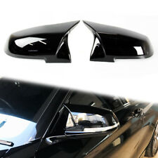 Paint Glossy Black BMW 4-Series F32 F33 F36 Side View Mirror Cover 420i 428i