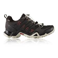 Zapatillas deportivas de mujer planos de color principal negro sintético