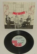 """THE 101'ERS SWEET REVENGE un-played 1980 BIG BEAT 7"""" UK A/B P/S - also The Clash"""
