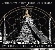Acherontas / PUISSANCE / ARDITI / Shibalba Split CD  Thronstahl Triarii Leidungr