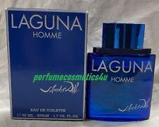 LAGUNA HOMME BY SALVADOR DALI FOR MEN 1.7 OZ / 50 ML EAU DE TOILETTE SPRAY 80%