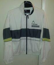 Head Sportwear Lined Windbreaker  M Titanium Raquetball