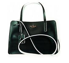 Kate Spade New York ilise Rowan Street Leather Satchel Handbag Crossbody Bag