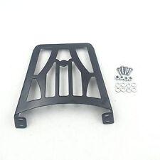Black Luggage Rack For Harley Sportster Xl883C XL883R Xl1200R XL1200C XL1200S
