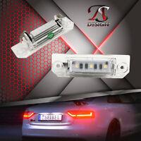 Led Kennzeichenbeleuchtung für VW Passat B6 B7 CC Golf 4 5 6 7 Phaeton Scirocco