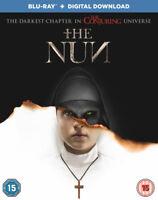 The Nun Blu-ray (2019) Taissa Farmiga, Hardy (DIR) cert 15 ***NEW*** Great Value