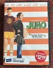 Juno DVD, 2008 Teen Angst Movie Ironic Funny Comedy Young Adult