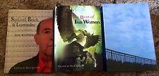 BEST OF IAN WATSON Ian Watson 100 COPY SIGNED/LTD/SLIPCASED W/EXTRA HARDCOVER