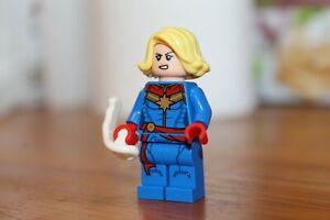 LEGO Marvel Super Heroes CAPTAIN MARVEL sh639 (Advent Calendar / 76196) Neuve