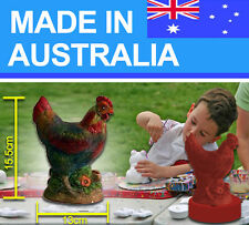 Chook latex Mould/Mold plaster/candle/soap 1027
