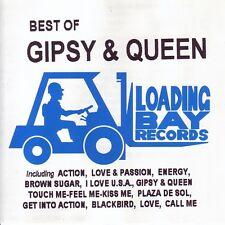 Best of Gipsy & Queen - Italodance Euro HI-NRG  - NEW!