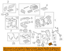 GM OEM-Door Actuator 13372987