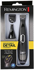 NEW Remington Trimmer Mustache, Beard, Nose, Ears and Sideburns Groomer PG165