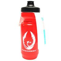 Zipp Water Bottle Purist Watergate by Specialized Zipp Firecrest Red 22 oz