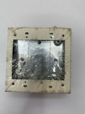 NEW Wiremold V5747-2 Shallow Switch and Receptacle Box (2-Gang)