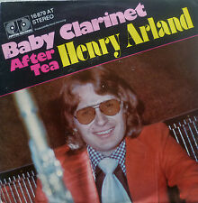 "7"" 1976 strumentale rare mint -! Henry Arland: BABY Clarinet"