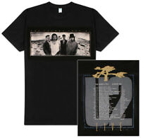 U2 - Joshua Tree Apparel T-Shirt XL - Black
