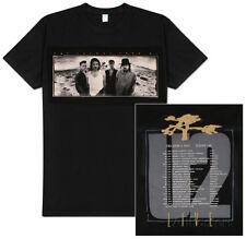 U2 - Joshua Tree Apparel T-Shirt XL - Black