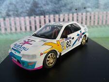 1/43 Trofeu(Portugal)  Subaru impreza Malcolm Wilson rally 1996