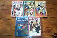 Lot of 5 PAYTON SKKY Black AFRICAN AMERICAN Christian Fiction romance teen NEW!!