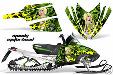 AMR SLED STICKER DECAL WRAP KIT M8 M7 ARCTIC CAT M SERIES CROSSFIRE GRAPHICS MDY