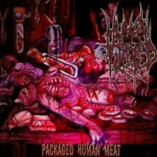 """Human Filleted """"Packaged Human Meat"""" CD [BRUTAL SICK GORE DEATH METAL FROM USA]"""