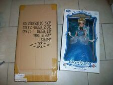 Disney Limited Edition Deluxe Cinderella & Lady Tremaine Dolls NIB