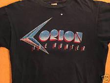 Vintage ORION THE HUNTER Concert T-Shirt Boston T Shirt 1984 Rock Original Rock