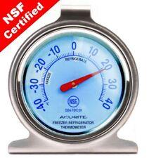 Fridge Freezer Kitchen Storage Thermometer