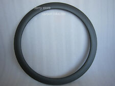U type 1 pc 50mm deep tubular 25mm width Toray T700 carbon fiber bike rim,700C