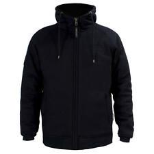 John Doe Hoodie xtm señores chaqueta con aramidfutter-negro