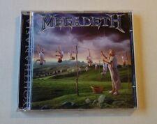 Megadeth - Youthanasia (CD) (Heavy Metal / Hardrock)