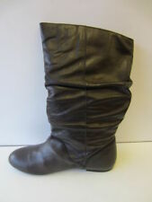 Unbranded Leather Mid-Calf Boots for Women