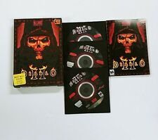 Diablo II (2) Collector's Edition - Big Box PC Rare