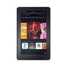 Amazon Kindle Fire Tablet D01400 8GB Wifi 7in Black