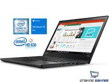 """Lenovo ThinkPad T470p 14"""" IPS FHD Laptop, i5-7300HQ, 4GB DDR4, 500GB HDD, W10H"""