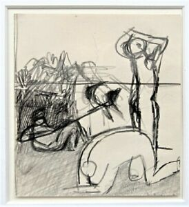 Keith Vaughan - drawing 2