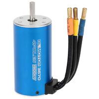 3670 1900KV 4 Poles Sensorless Brushless Motor for 1/8 RC Car V1Z1