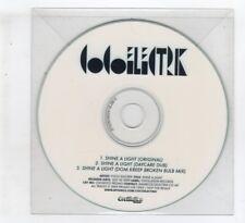 (IH198) Coco Electrik, Shine A Light - 2009 DJ CD