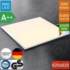 Mia Lumière Panneau LED 62x62cm a 40W 3000K Blanc Chaud (sans transformateur)
