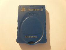 Carte Memoire Sony PlayStation 2 Bleue - Kotobuki System - Occasion