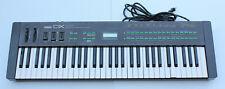 Vintage Yamaha DX 21 4 Operator FM Synthesizer Keyboard Synth Polysynth