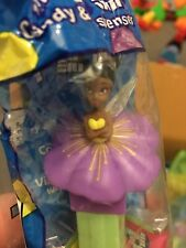 V Rare! Iridesssa Disney Fairies Tink Tinkerbell Pez Dispensers + Candy