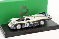 Porsche 962 C LH #1 winner 24h Lemans 1986 Bell/teatro/holbert 1:43 Kyosho