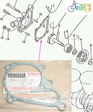 Yamaha TZR250 Water Pump Gasket NOS TZR 250 PUMP COVER GASKET 3MA-12428-00
