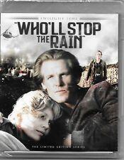 Who'll Stop The Rain (Blu-ray)New (Twilight Time )All Regions Free Reg Post