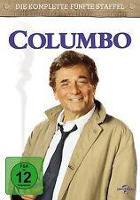 COLUMBO (Peter Falk), Staffel 5, 3 DVDs NEU+OVP